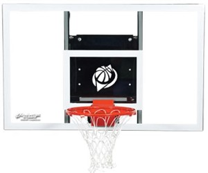 Goalsetter Wall-Mount Baseline Basketball Hoop GS54 54 In Acrylic