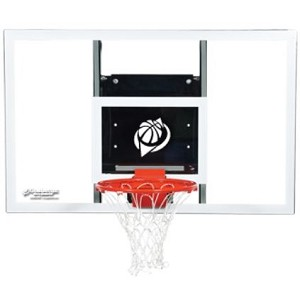 "Goalsetter Base Line GS72 Wall-Mount Basketball Hoop 72"" Acrylic"