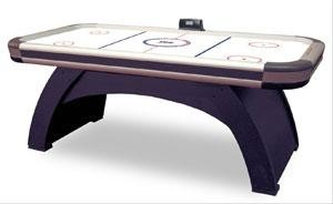 DMI Sports Table Hockey Table - 7 Foot Model With Electronic Blowers