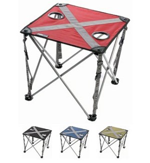 SO TravelChair 389v Nacho Table Portable Collapsible Camping Table