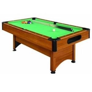 Mosconi Billiard Table P1252W Savoy Space-Saver 79-inch Top