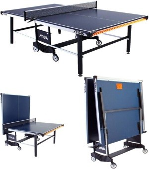 Stiga Table Tennis Game Table - T8523 STS 385 Full-Size Table