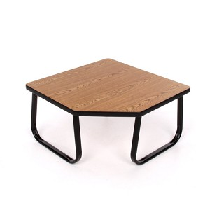 OFM 3030 Corner (30 X 30) Office Reception Laminate Table
