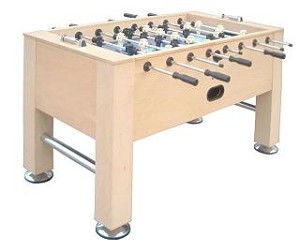 SO Classic Sport 444 Platinum Elite Foosball Table Soccer