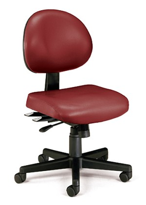 Ofm 241-Vam 24 Hour Computer Multi-Shift Adjustable Task Chair