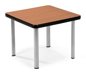 Ofm Office Tables -  Et2020 End Table With 4 Legs