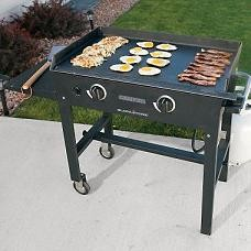 Blackstone Portable Commercial Griddle 1180 1517 28 in. With 2 Burners