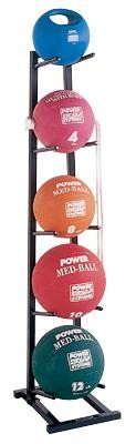 Power Systems Exercise Storage Tree Medicine Med Ball Rack