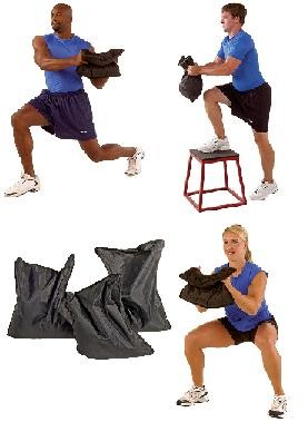 SO Power Systems Exercise Fitness Strength Training Power Grip Bag