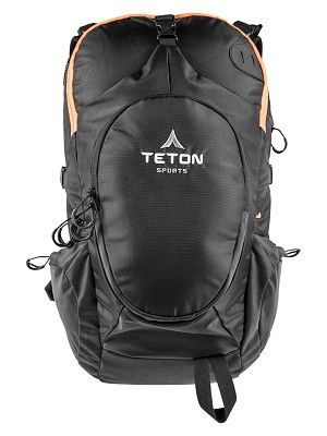 TETON Sports Rock1800 Ultralight Day Hiking Travel Backpack