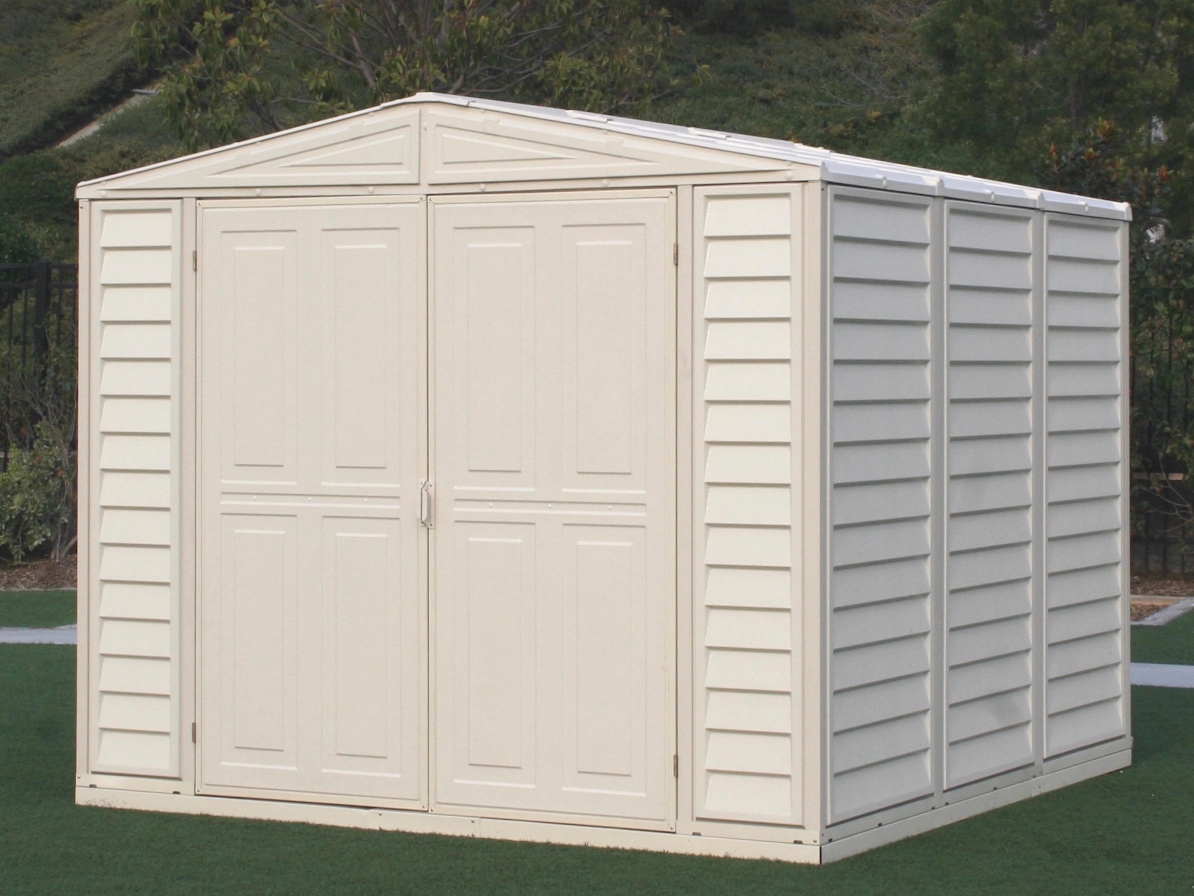 with boyz sheds bird shed storage wood style gable vinyl from siding builders duramax
