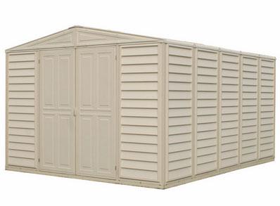 Duramax 00584 Woodbridge Viynl 10 5x13 Shed On Sale With