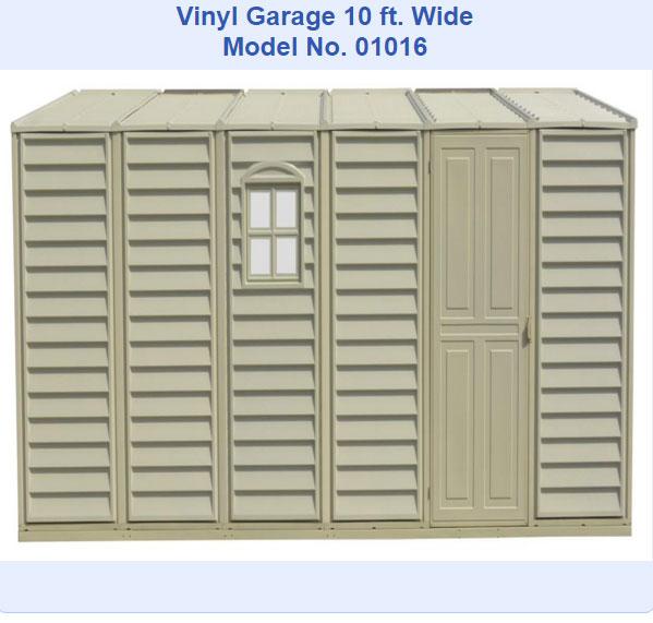 Duramax Vinyl Garage Review