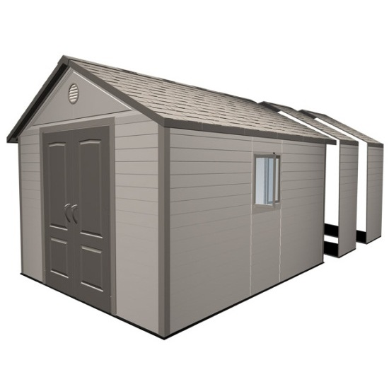 Shed Extension Kits