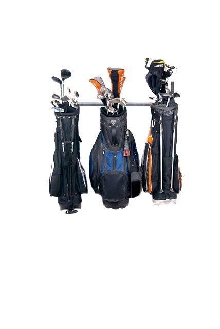 Monkey Bar Storage 04003 Small 3 Golf Bag Rack