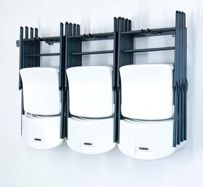 Chair Racks