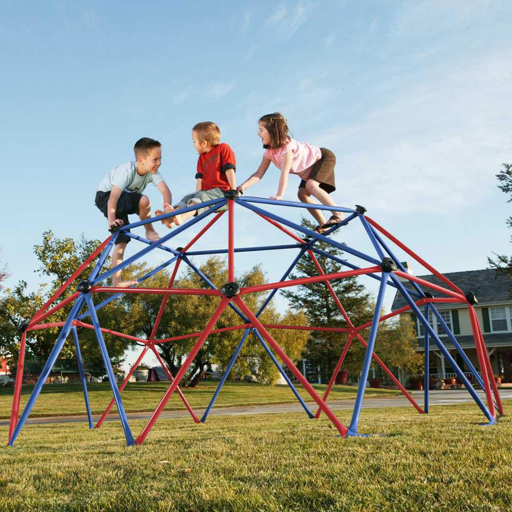 Lifetime Children S Geo Dome Climber 101301 Playground
