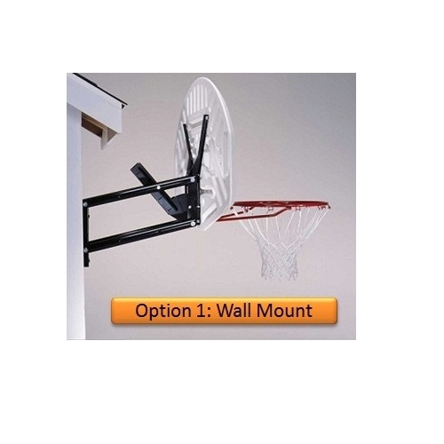 Lifetime 1044 Adjustable Height Basketball Backboard