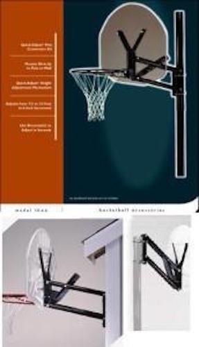 Lifetime 1044 Adjustable Height Basketball Backboard