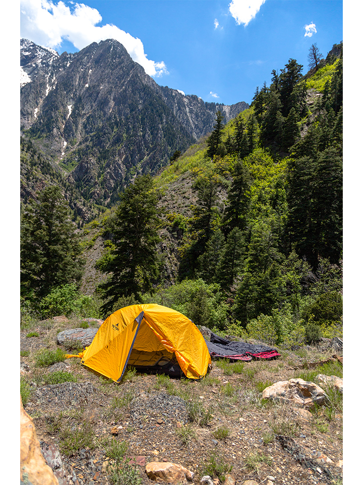... assets/images/1094-Mountan-Ultra-1-07.jpg & TETON Sports 1094 Mountain Ultra 1 Person Backpacking Tent