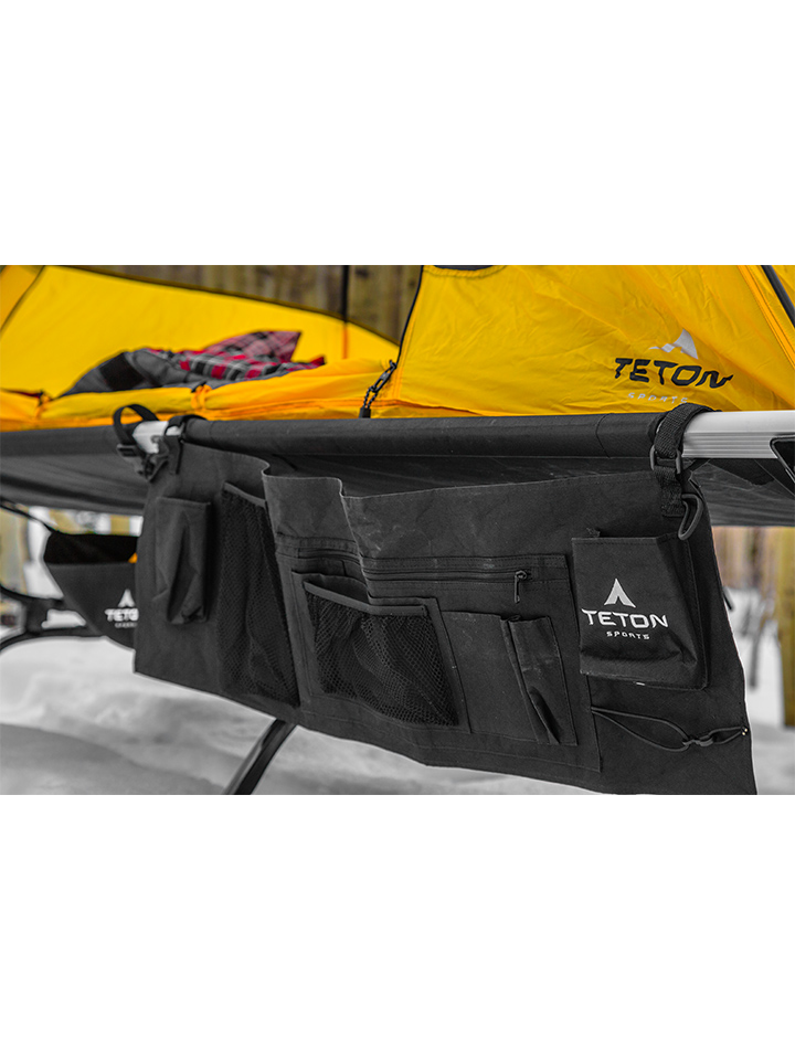 Teton Sports 118 Extra Large Cot Organizer Accessory