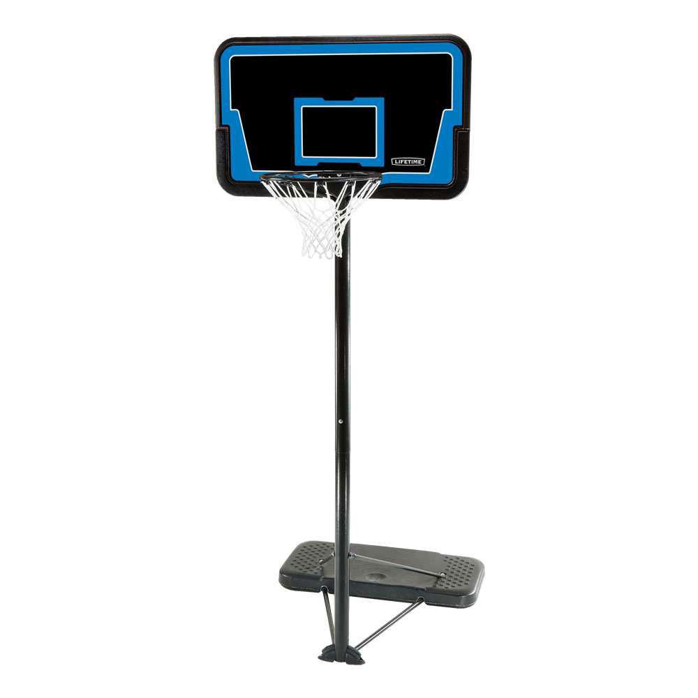Lifetime 1268 Portable Basketball Hoop On Sale Today We