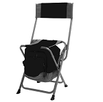 Travelchair Anywhere Chair with Cooler, Blue