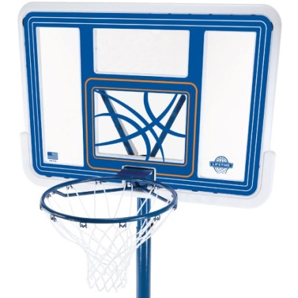 Lifetime Poolside Basketball Hoop 1306 Acrylic Backboard Goal System