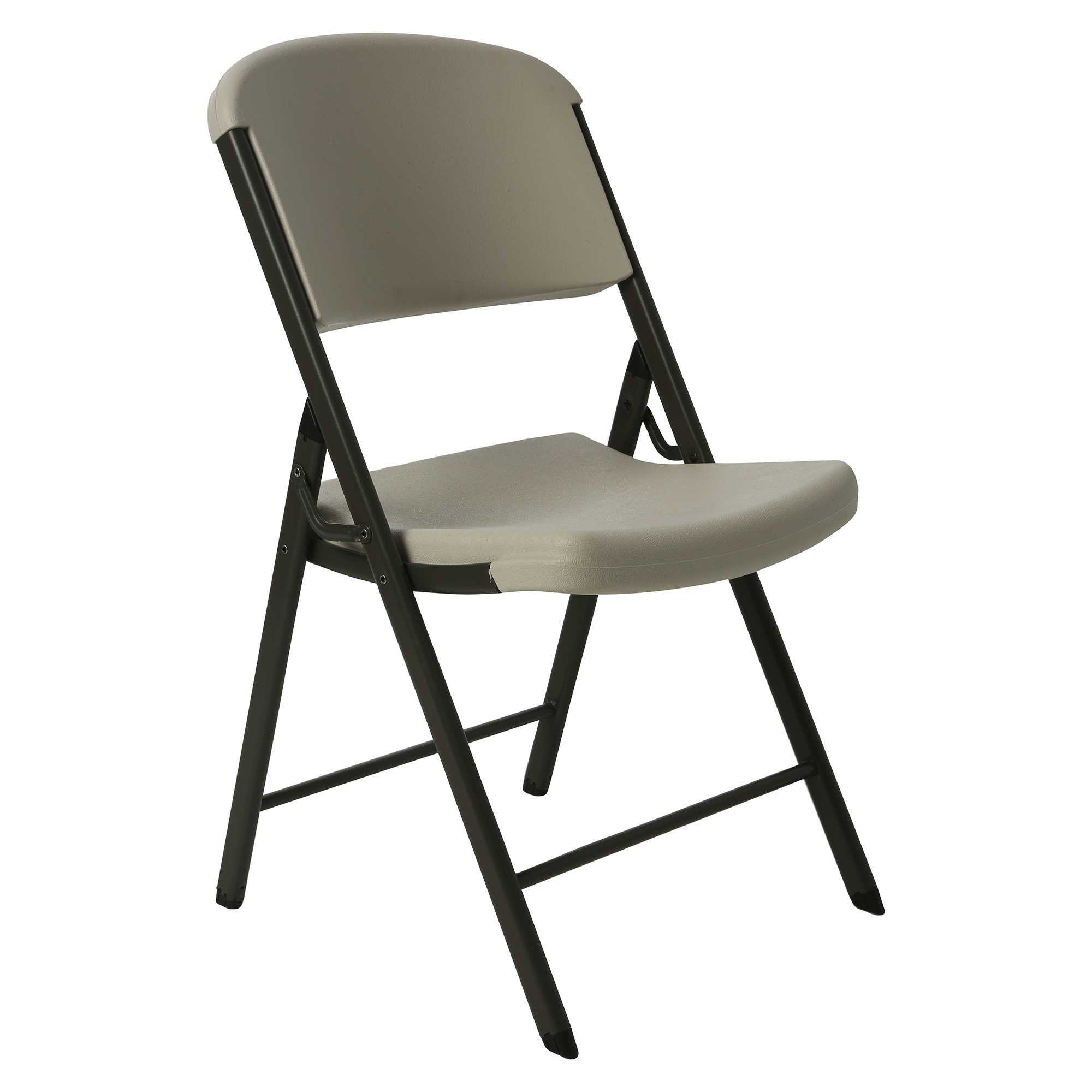 Lifetime Commercial Grade Contoured Folding Chair Select