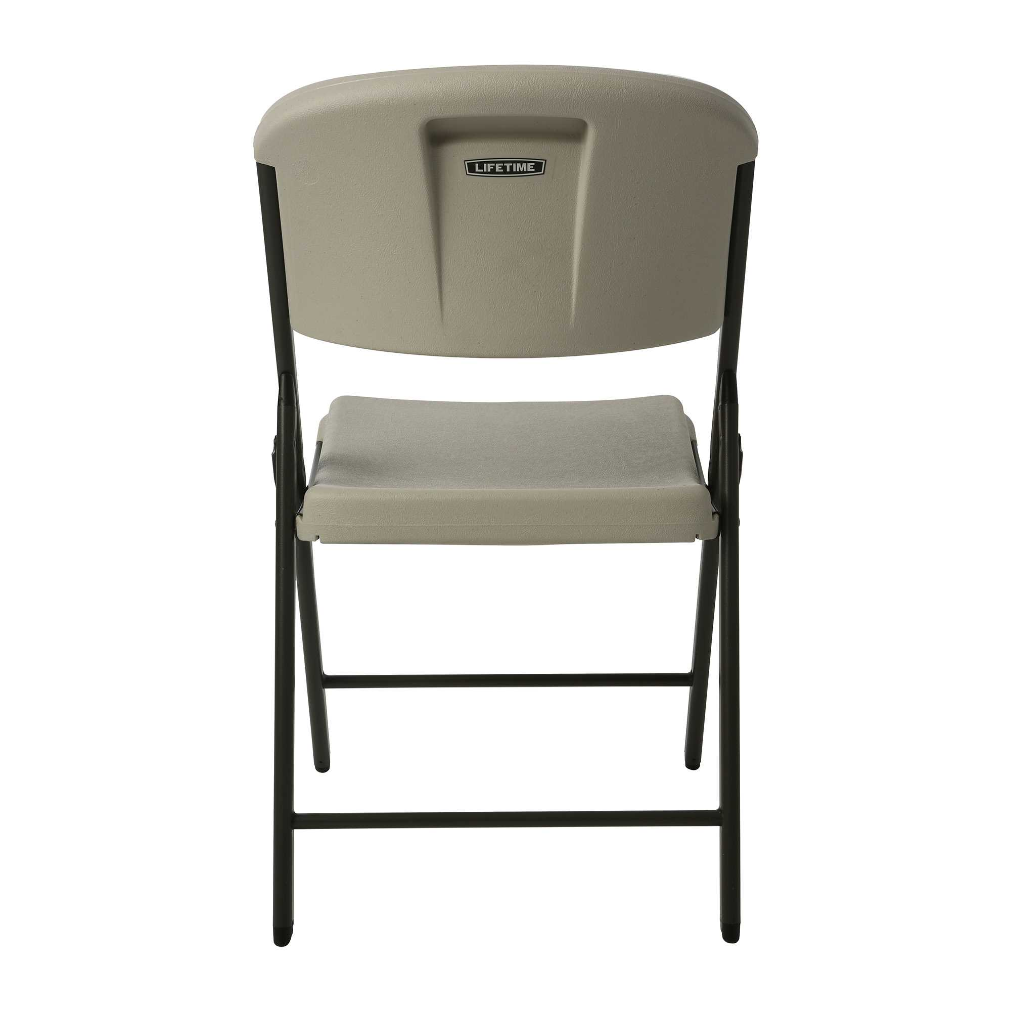 Lifetime 2803 Almond Chairs 32 Pack On Sale With Fast