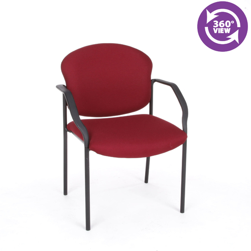 New Ofm Guest Reception Office Stacking Chair