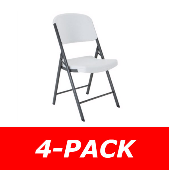 Awe Inspiring 32 Pack Lifetime Chairs White Plastic Sale Today In Bulk Forskolin Free Trial Chair Design Images Forskolin Free Trialorg