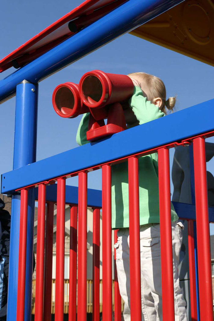 Swing Sets | Commercial Grade Metal Playground Playset ...