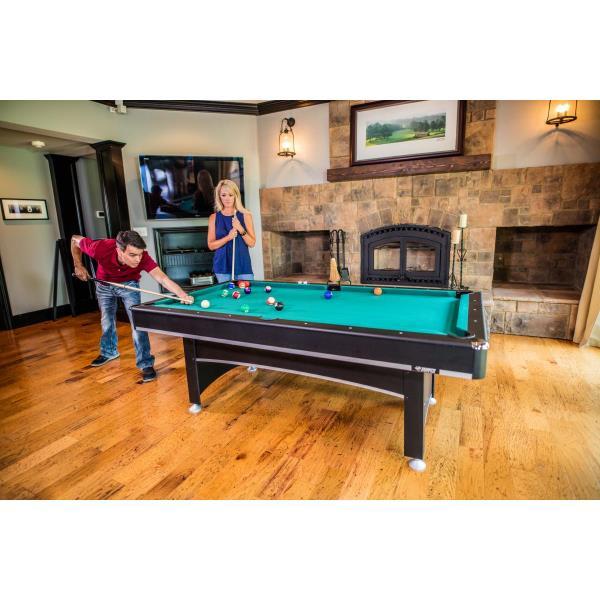Triumph Sports Inch Phoenix Billiard Pool Table - 84 pool table