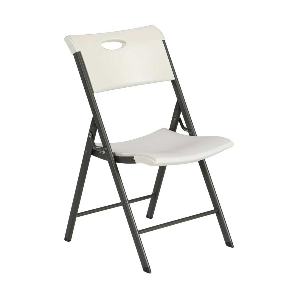 Lifetime 480372 Almond 4 Pack Folding Chair On Sale With
