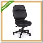 OFM Stimulus Series Leatherette Ergonomic Task Chair 521-LX