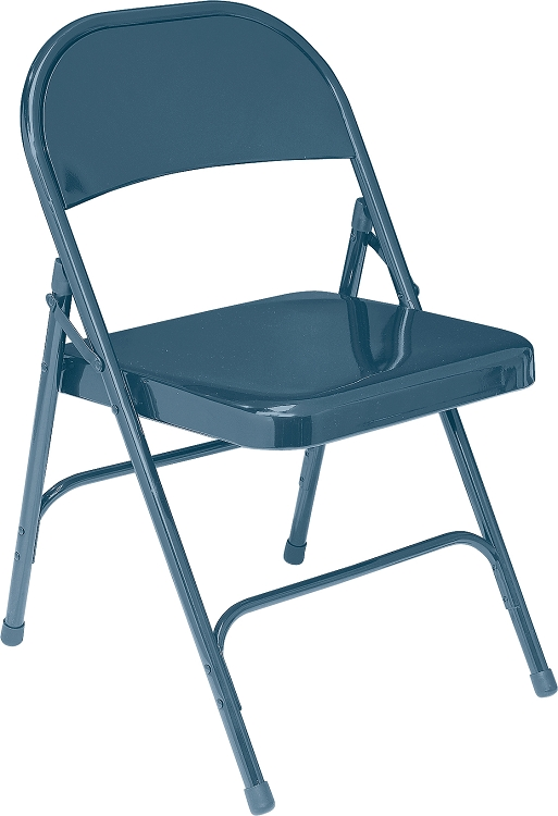 Nps 50 Series Double Braced Steel Folding Chair On Sale In