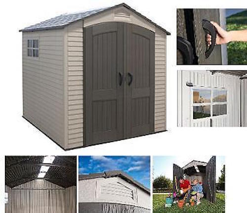 Lifetime 60014 Lifetime 7x7 Shed On Sale With Fast And