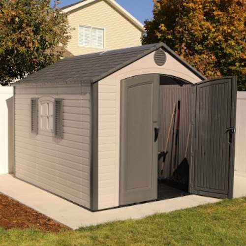 Lifetime 60056 8 x 10 Storage Shed on Sale with Fast ...