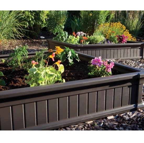 Lifetime Raised Garden 60065 Garden Patio Equipment 4 X 4