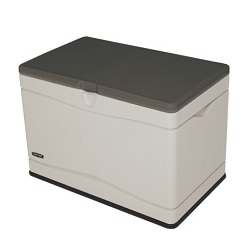 Lifetime 60103 Deck Box 80 Gallon On Sale With Fast Amp Free
