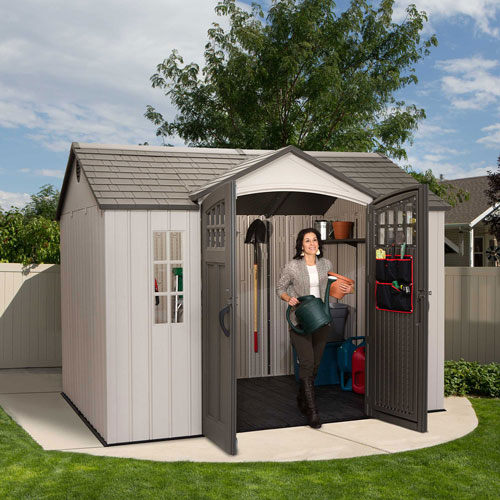 Lifetime 60151 10 X8 Shed On Sale With Fast Amp Free