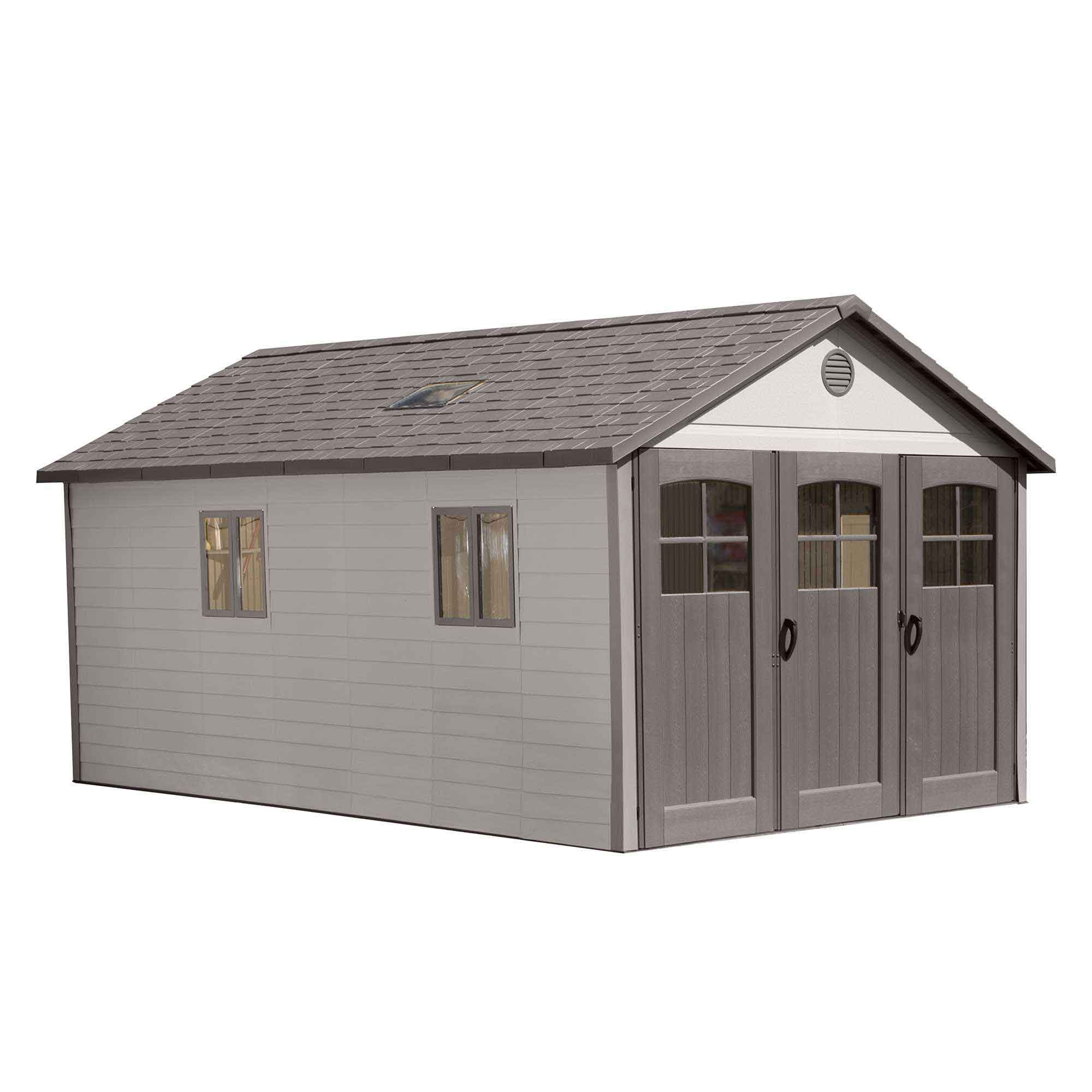Lifetime Garage Shed previously 11 x 18 5 on Sale