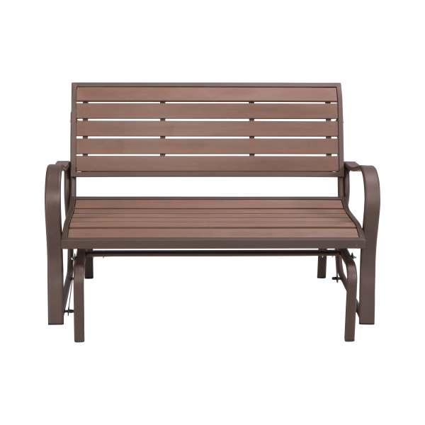 Brilliant Lifetime 60290 Glider Bench Patio Furniture Creativecarmelina Interior Chair Design Creativecarmelinacom