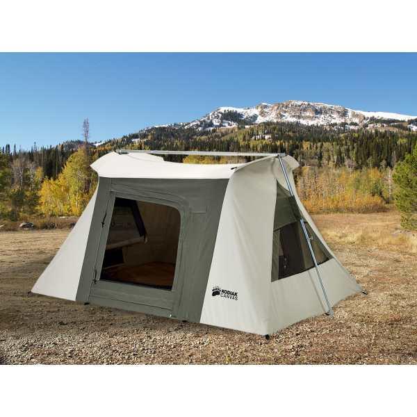 ... assets/images/6086-5.jpg ...  sc 1 st  Competitive Edge Products Inc & Kodiak 6086 Canvas 2-Person 6 x 8.5 Flex Bow Tent
