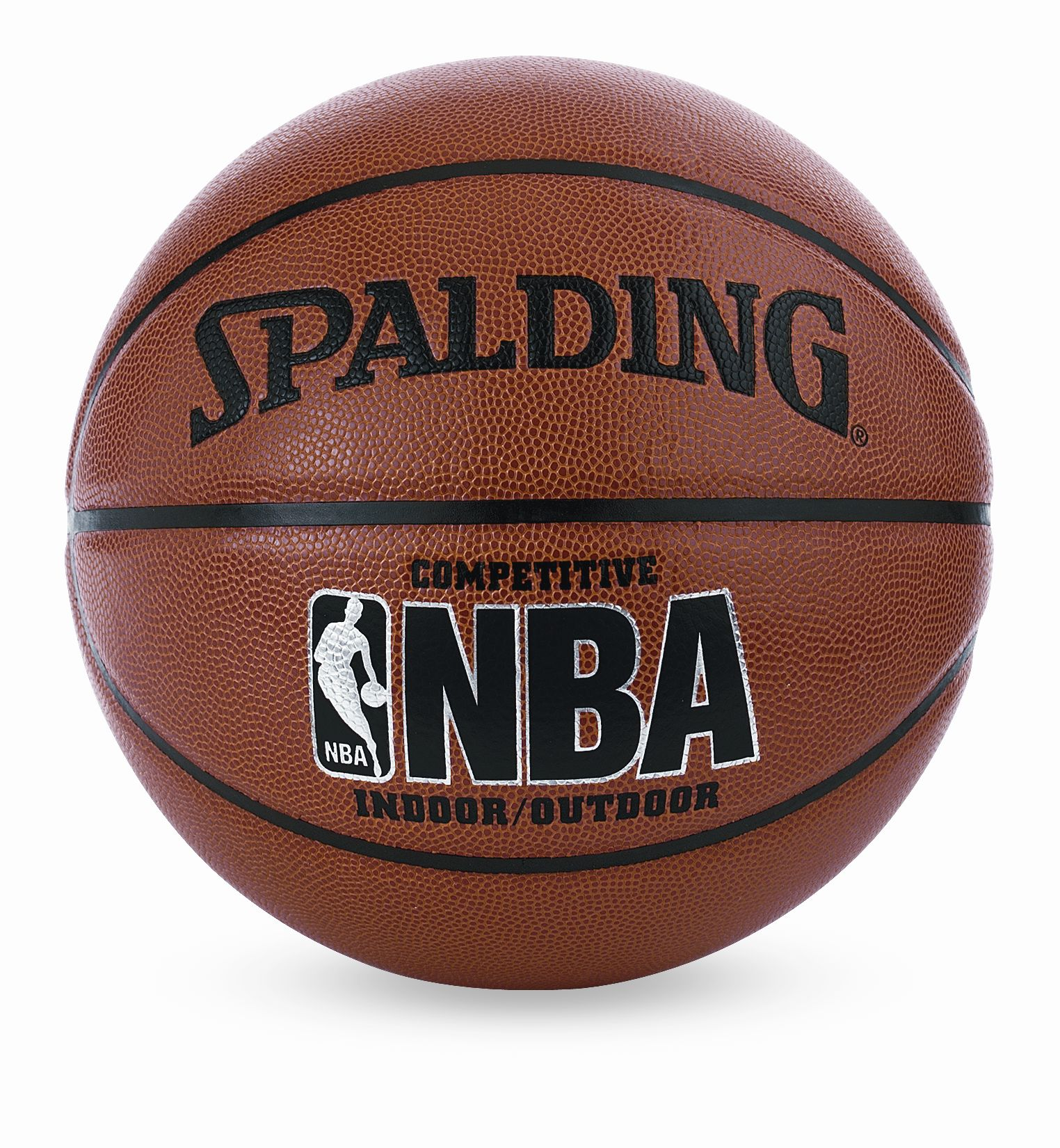 Spalding Basketball Ball 64 435e Nba All Surface Indoor