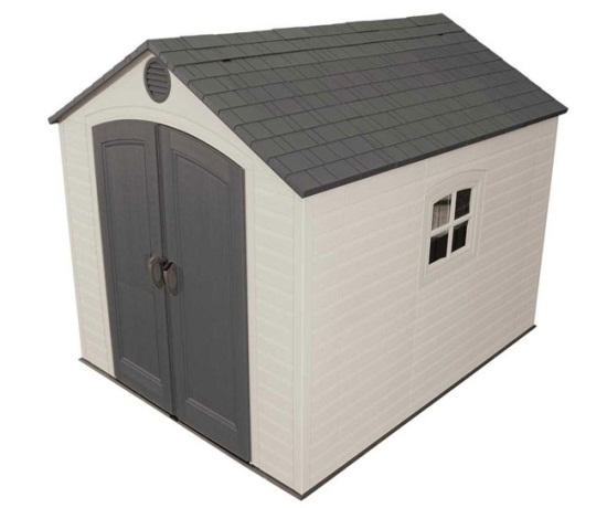 History of Lifetime Sheds - View 6405 8 x 10 Storage Shed