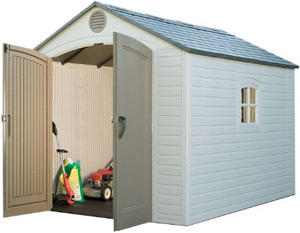 6405 Lifetime Shed