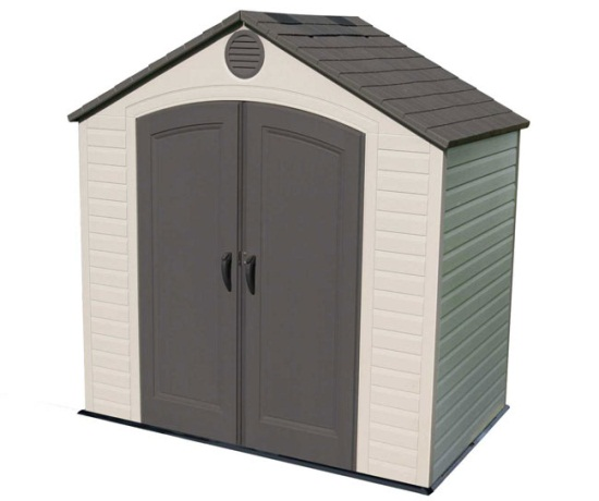 8 x 5 Lifetime Sheds