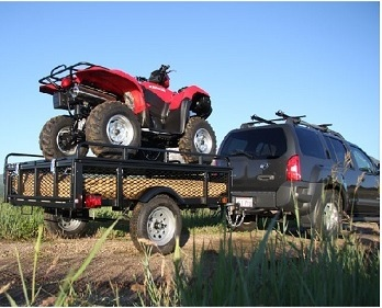 ... assets/images/65043-4.jpg ... & Lifetime Tent Trailer - 65043 Off Road Camping Tent Trailer